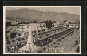 AK La Paz, Avenida 16 de Julio