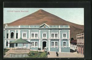 AK Potosi, Palacio Municipal