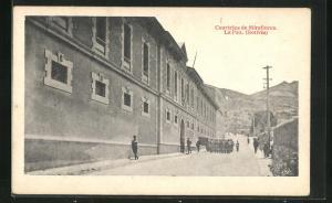 AK La Paz, Cuarteles de Miraflores
