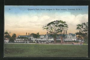 AK Trinidad, Queens Park Hotel