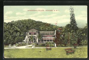 AK Port of Spain, Governors Palace