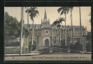 AK Port of Spain, Holy Trinity Cathedral