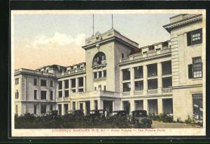 AK Lourenco Marques, Ansicht vom Polana Hotel