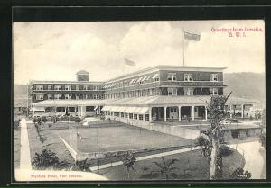 AK Port Antonio, View of the Titchfield Hotel