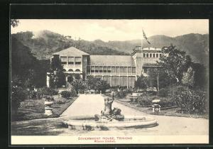 AK Port-of-Spain, View of the Government House