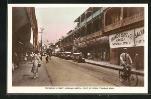 AK Port-of-Spain, Frederick Street looking north