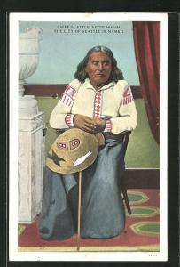 AK Chief Seattle nach dem die Stadt Seattle benannt wurde
