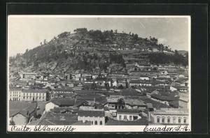 AK Quito, El Panecillo