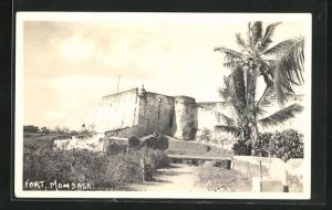 AK Mombasa, View of the Fort
