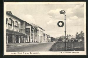 AK Daressalaam, Acacia Avenue