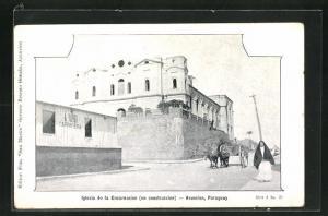 AK Asuncion, Iglesia de la Encarnacion