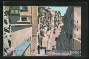 AK Valletta, Strada Levante