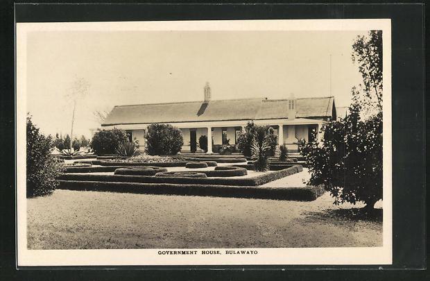 AK Bulawayo, Government House 0