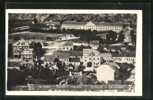 AK Cetinje / Cettigne, Le centre
