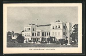 AK Zanzibar, the Residency