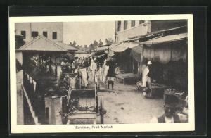 AK Zanzibar, Fruit Market