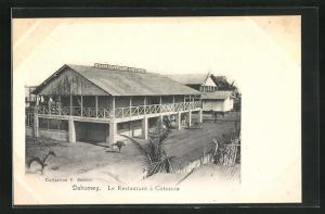 AK Cotonou, Le Restaurant
