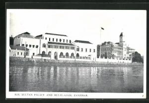 AK Zanzibar, H. H. Sultan Palace and Bet-el-Ajaib