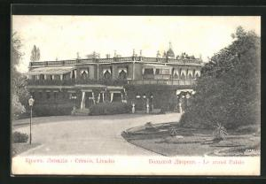 AK Livadie-Crimee, Le grand Palais
