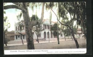 AK Lourenco Marques, Fazenda Treasury Offices