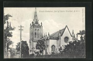 AK Port of Spain, Trinid.-Cathedral