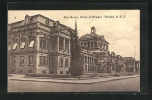 AK Trinidad / B. W. I., Red House
