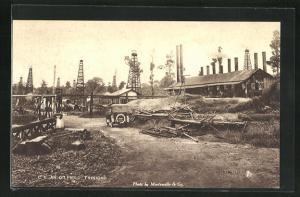 AK Trinidad, An oil field