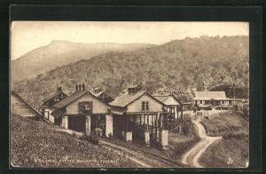 AK Trinidad, Cacao Estate Buildings