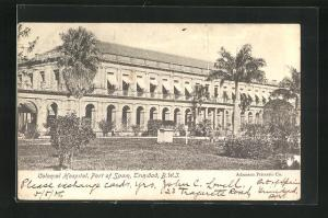 AK Port of Spain, Colonial Hospital