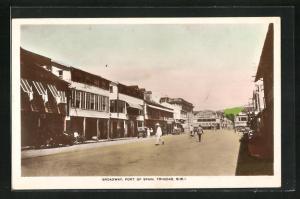 AK Port of Spain, Broadway