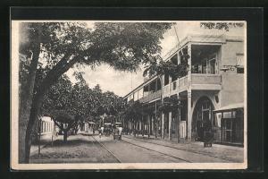 AK Beira, Main Street