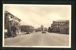 AK Bulawayo, 9th Avenue, High Court in Background