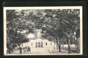 AK Quelimane, The Residency, Gebäude