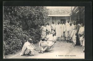 AK Harar, Danse Abyssine, Volkstanz