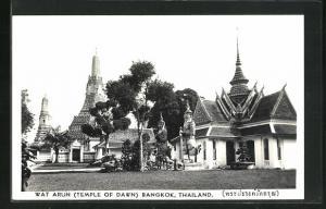AK Bangkok, Wat Arun, Temple of Dawn