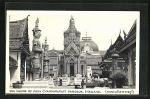 AK Bangkok, the Shrine of Chandararast