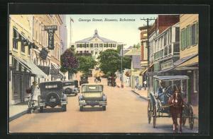 AK Nassau, George Street, Charlotte Hotel