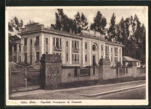 AK Addis Abeba, Ospedale Principessa di Piemonte