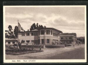 AK Addis Abeba, Nuove costruzioni, Neue Gebäude