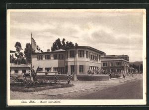 AK Addis Abeba, Nuove costruzioni, Neubauten