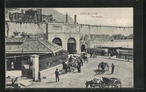 AK Gibraltar, The Market