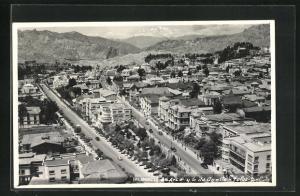 AK La Paz, Avenida Arce y 6 da Agosto
