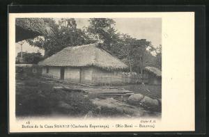 AK Cachuela Esperanza, Botica de la Casa Suarez