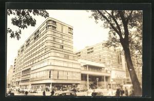 AK Mexico City, Hotel del Prado