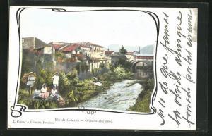 AK Orizaba, Rio de Orizaba