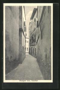 AK Zanzibar, Shangani lane