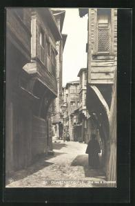 AK Constantinople, Une rue a Stamboul