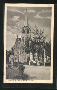 AK Dar-es-Salaam, R. C. - Church