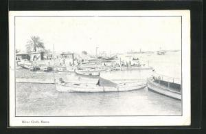 AK Basra, River Craft
