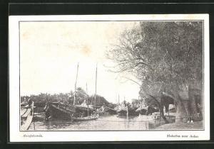 AK Mesopotamia, Mahallas near Ashar